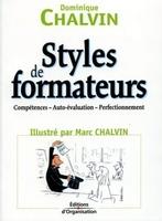 D.Chalvin - Styles de formateurs