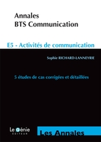 Annales - BTS Communication