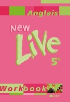 New live - Anglais - 5e - Workbook