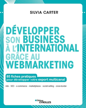 S.Carter- Développer son business à l'international grâce au webmarketing