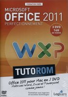 Coffret Tutorom - Office Mac 2011 - Perfectionnement