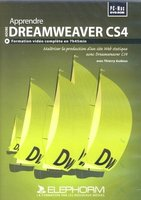 Apprendre Adobe Dreamweaver CS4