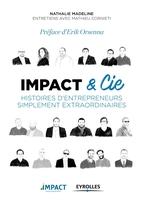 N.Madeline, Impact Partenaires, M.Cornieti - Impact et Cie
