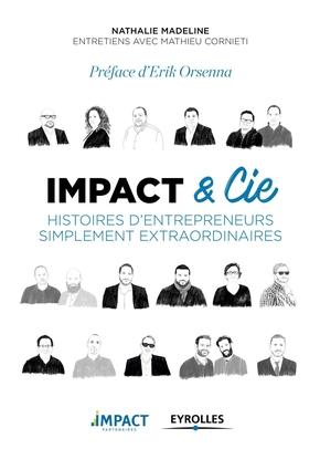 N.Madeline, Impact Partenaires, M.Cornieti- Impact et Cie
