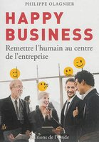 Happy business