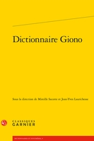 Dictionnaire giono