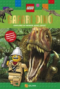 Documentaire lego : safari dino