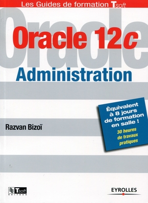 Oracle 12c administration