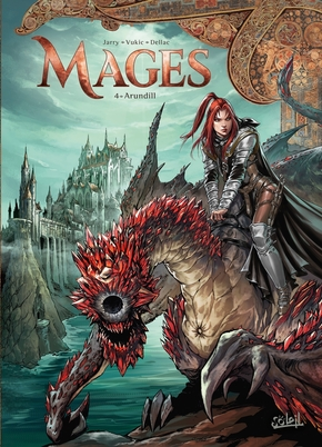 Mages - Tome 4