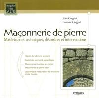 Jean Coignet, Laurent Coignet - Maçonnerie de pierre