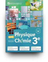 Physique-chimie 3e, edition 2017