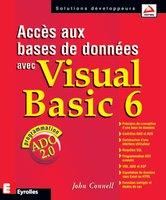 John Connell - Accès aux bases de données avec Visual Basic 6