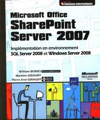 Microsoft Office SharePoint Server 2007 (MOSS)