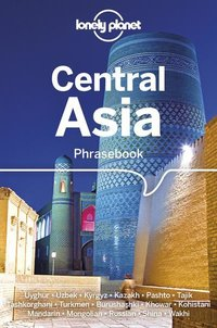 Central asia phrasebook & dictionary 3ed -anglais-