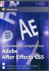 La formation complète sur Adobe After Effects CS5