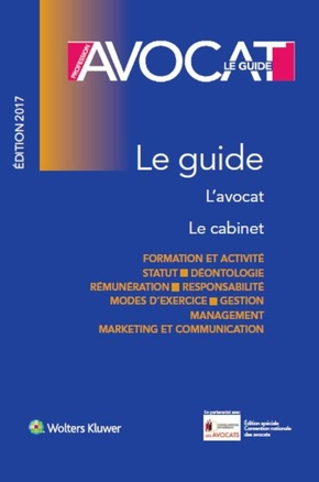 Profession Avocat - Le guide, édition 2017