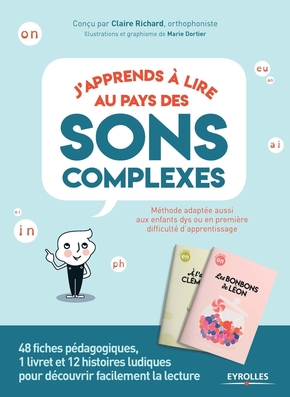 C.Richard, M.Dortier- Coffret J'apprends à lire au pays des sons complexes