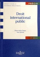 Droit international public (11e edition)