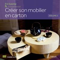 Éric Guiomar - Créer son mobilier en carton - volume 2