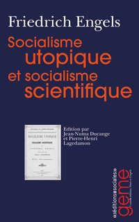 Socialisme utopique et socialisme scientifique