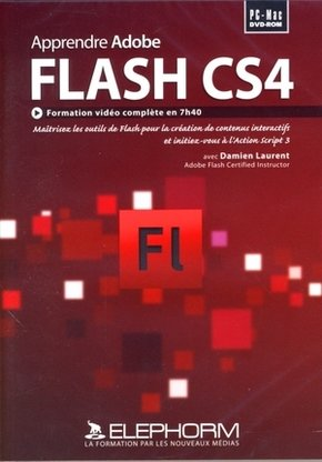 Apprendre Adobe Flash CS4