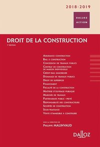 Droit de la construction - 2017/2018