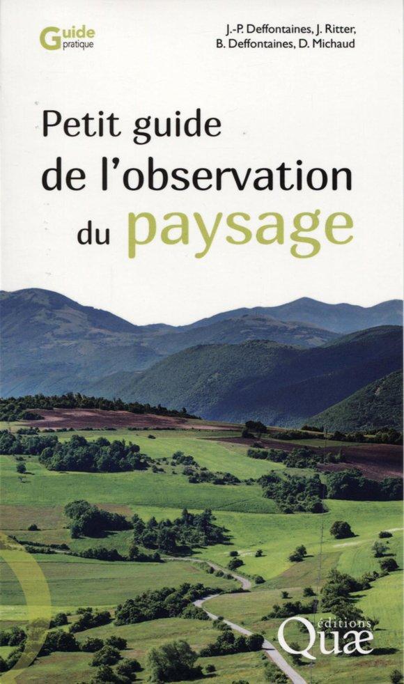 Petit Guide De L Observation Du Paysage Denis Michaud Benoit Librairie Eyrolles