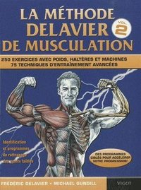 La methode delavier de musculation vol 2