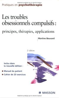Les troubles obsessionnels compulsifs
