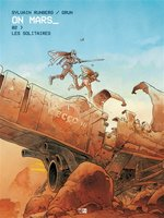 On Mars - Tome 2 - Les solitaires