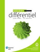 Calcul differentiel 2e ed enrichie + monlab xl