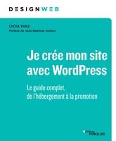 L.Diaz - Je crée mon site avec WordPress