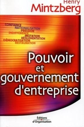 H.Mintzberg- Pouvoir et gouvernement d'entreprise