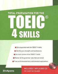Total preparation for the TOEIC 4 skills