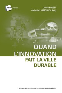 Quand l'innovation fait la ville durable