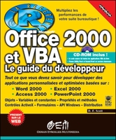 D.Scott - Office 2000 et VBA - La référence