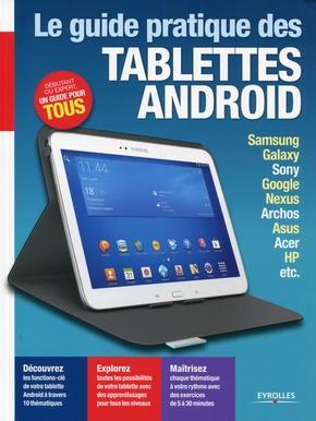 Yann Garret- Le guide pratique des tablettes Android