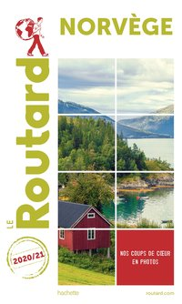 Guide du routard norvège 2020/21