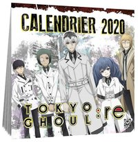 Tokyo ghoul calendrier 2020