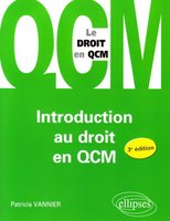 Introduction au droit en QCM