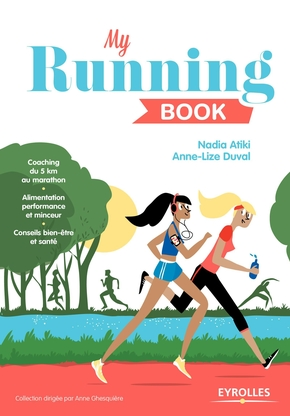 N.Atiki, A.-L.Duval- My running book