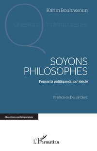 Soyons philosophes