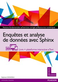 Enquetes et analyses de donnees avec sphinx