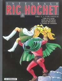 Intégrale ric hochet - Tome 8 - intégrale ric hochet 8