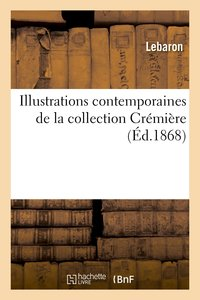 Illustrations contemporaines de la collection crémière