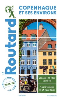 Guide du routard copenhague 2020/21