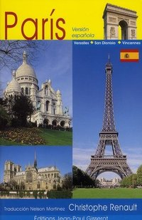 Paris - 64 pages - version espagnole
