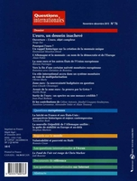 Revue Questions Internationales N.76