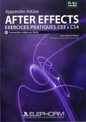 Apprendre Adobe After Effects