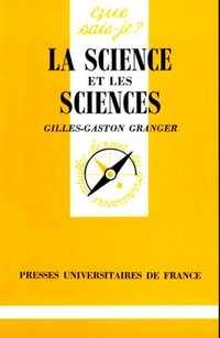 La science et les sciences